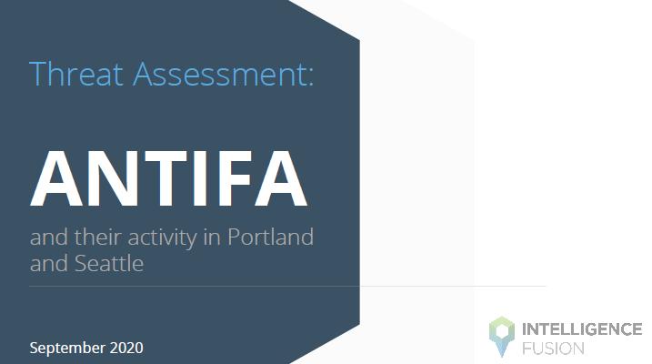 Antifa Threat Assessment - Featured Image